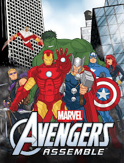 Downloado - Avengers Assemble S01E05 – HDTV AVI + RMVB Legendado