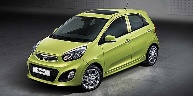 all new kia picanto Harga Mobil KIA All New Picanto AT Indonesia   Review KIA Hatchback