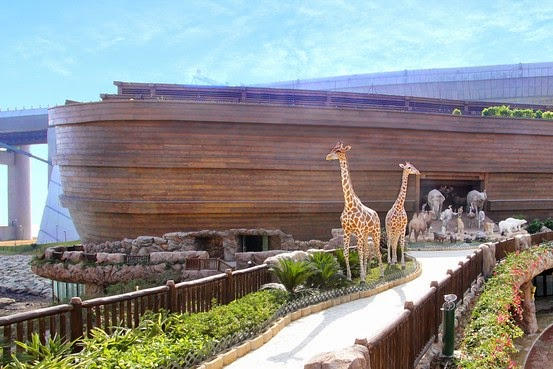 Seeking the Lord: Noah's Ark a Type of Christ
