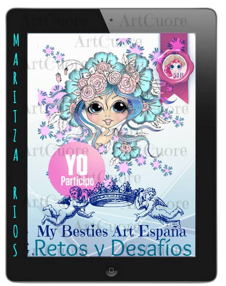 Gane en My Besties Art España Oficial