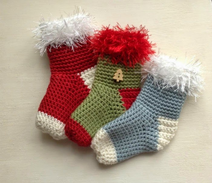 My Hobby Is Crochet 24 Christmas Themed Free Crochet Patterns On