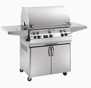 Aurora Cart Grill