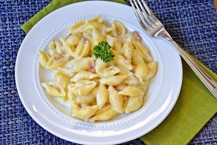Havarti Dill & Bacon Mac N' Cheese