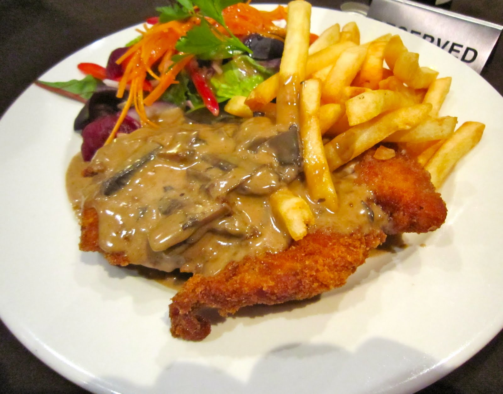 Schnitzel recipe sbs food chicken schnitzel photo myfamilytable