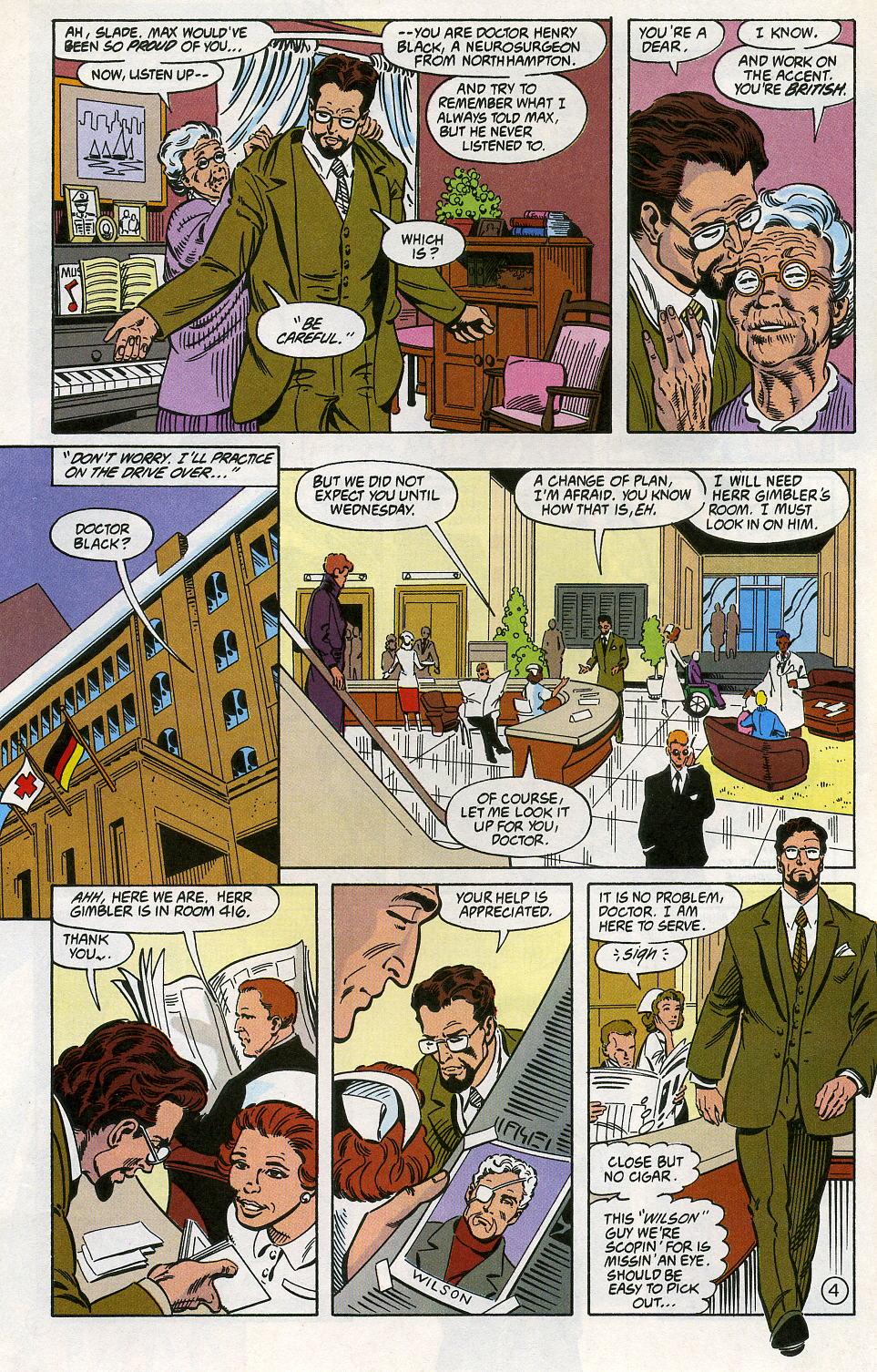 Deathstroke (1991) Issue #5 #10 - English 6
