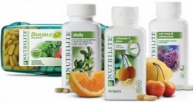 "Suplementos ""NUTRILITE"""
