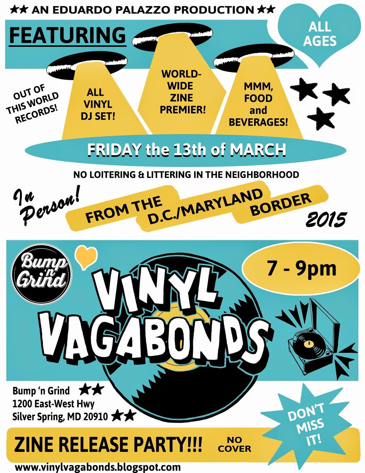 Vinyl Vagabonds
