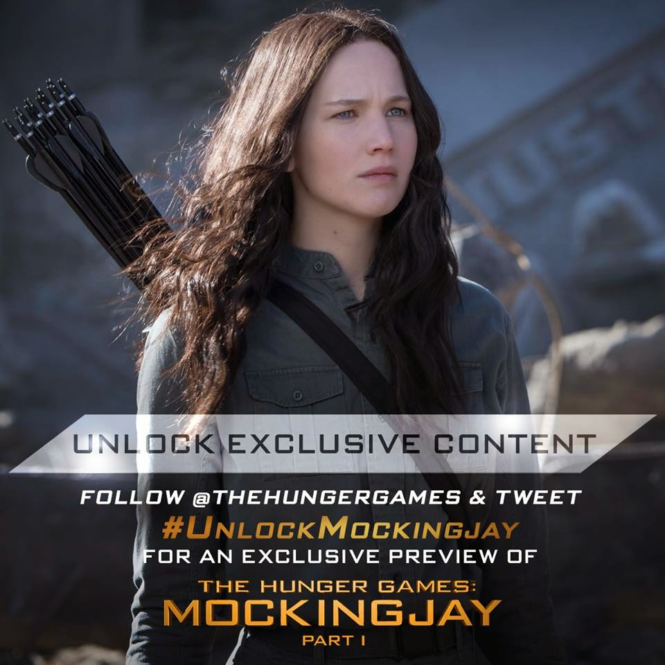 unlock mockingjay preview katniss