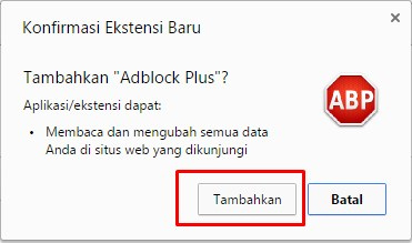 Menghilangkan Iklan Di Browser Mozilla, Chrome & Youtube