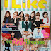 "T-ara graces the cover of ""I Like"" Magazine"