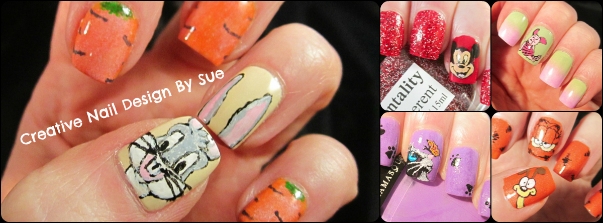 Creative Nail Design by Sue