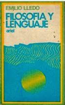 """""""filosofía y lenguaje"""" - Emilio Lledó"""
