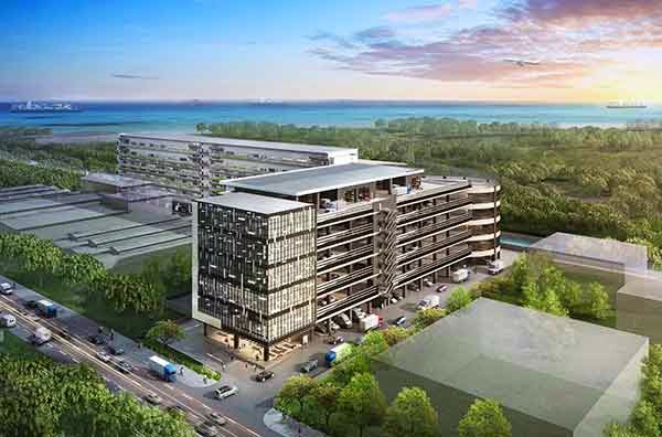 Loyang Enterprise Building
