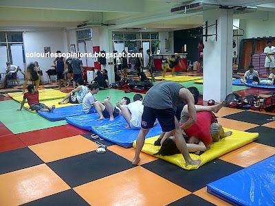 Muay Fit MMA Mixed Martial Arts Class