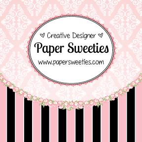 Paper Sweeties Alumni Designer