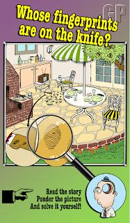 crime and puzzlement screen 2 Crime & Puzzlement 2 (iOS)   Screenshots
