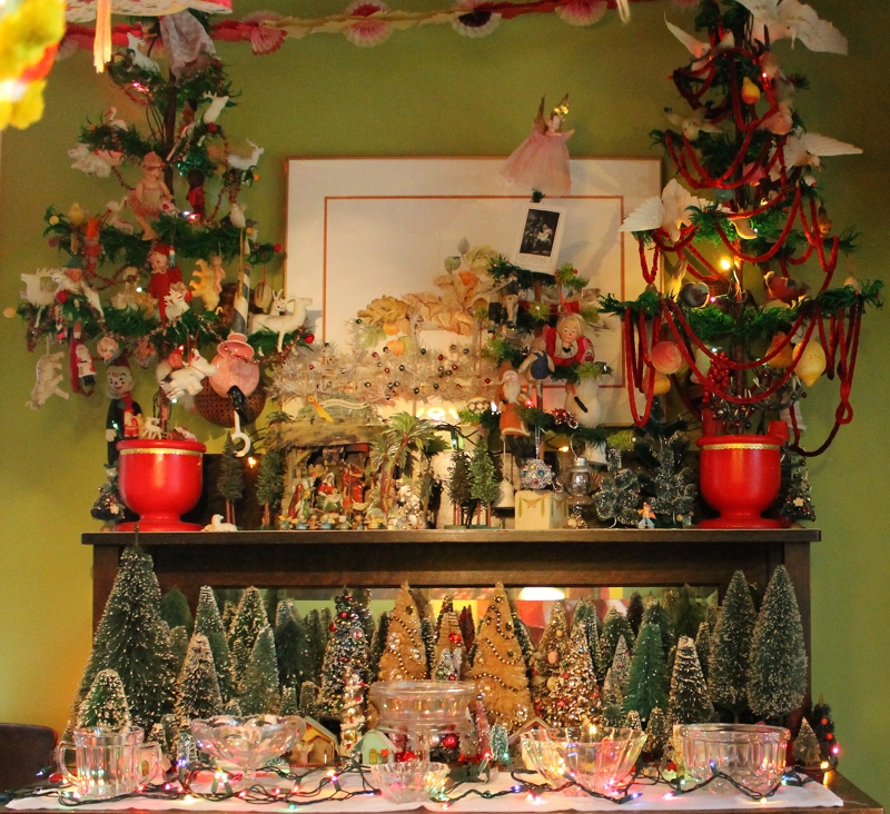 Christmas Decor For Buffet : Happy holidays christmas decorations for part