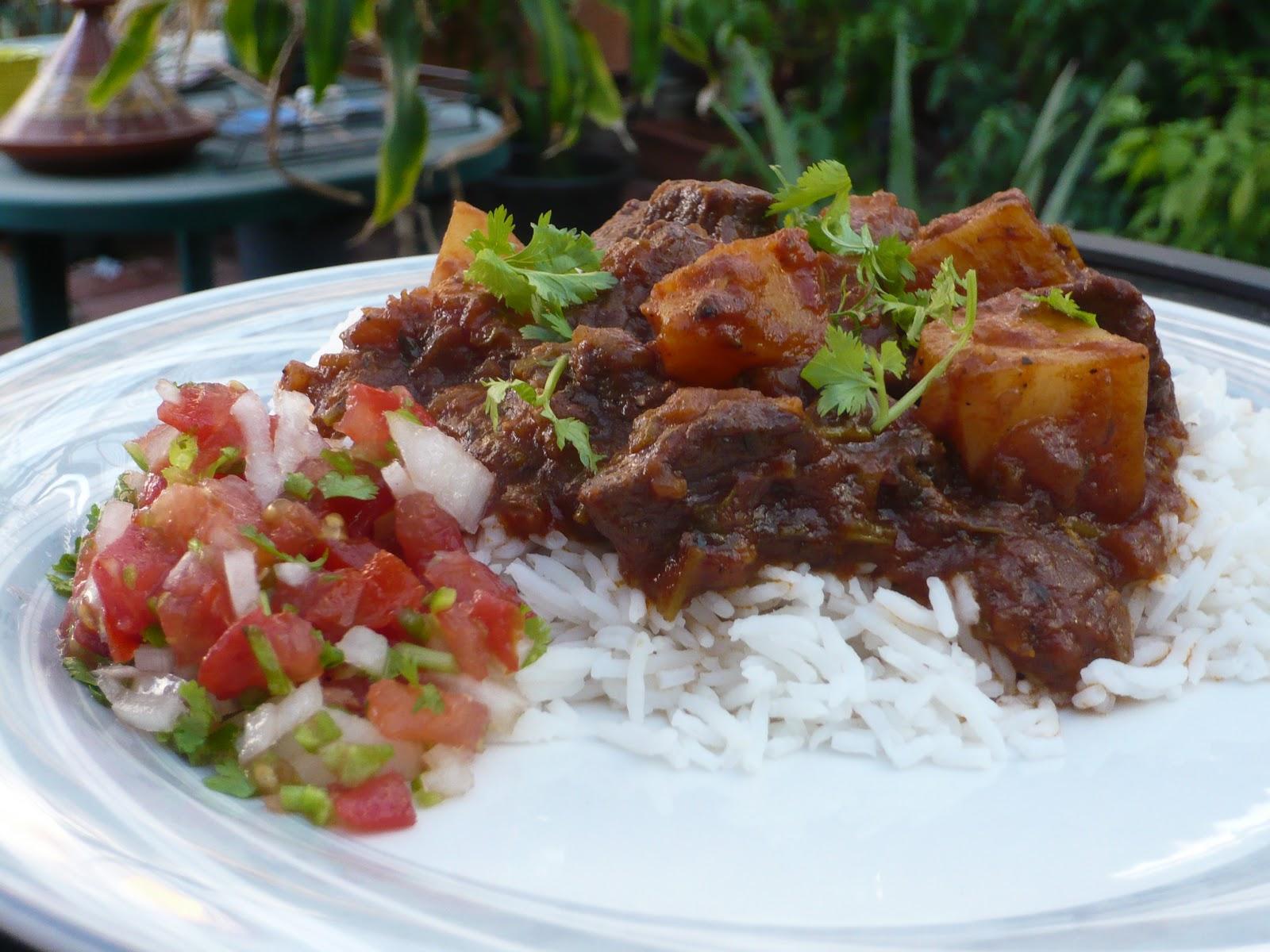 Caripoule mauritian food blog daube de boeuf avec pommes - Cuisine avec presqu ile ...