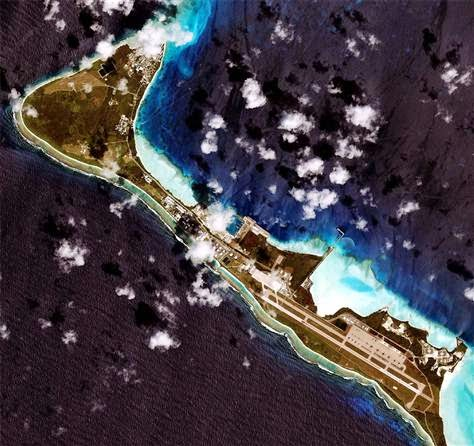 Diego Garcia : Apa Yang Ada Disana?