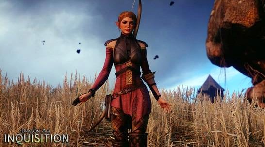 Gameplay Dragon Age Inquisition + Update 2