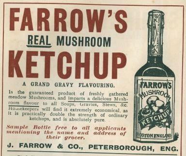 Mushroom cathcup