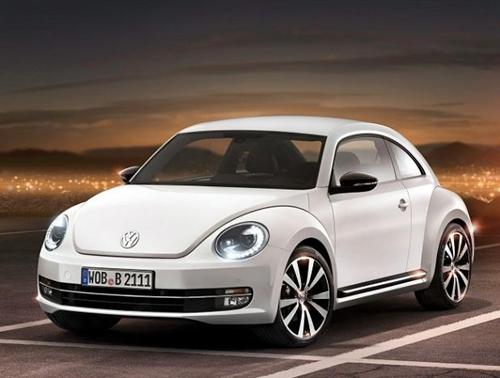 novo Volkswagen Fusca 2013