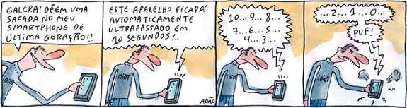 Adão: Smart Phone.