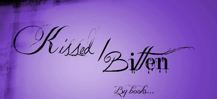 Kissed/Bitten by books