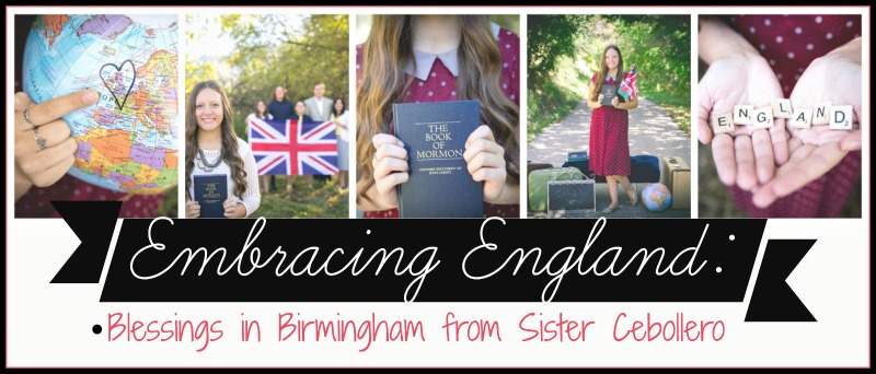 Embracing England: Blessings in Birmingham
