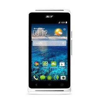 Handphone Acer Liquid Z205 4GB
