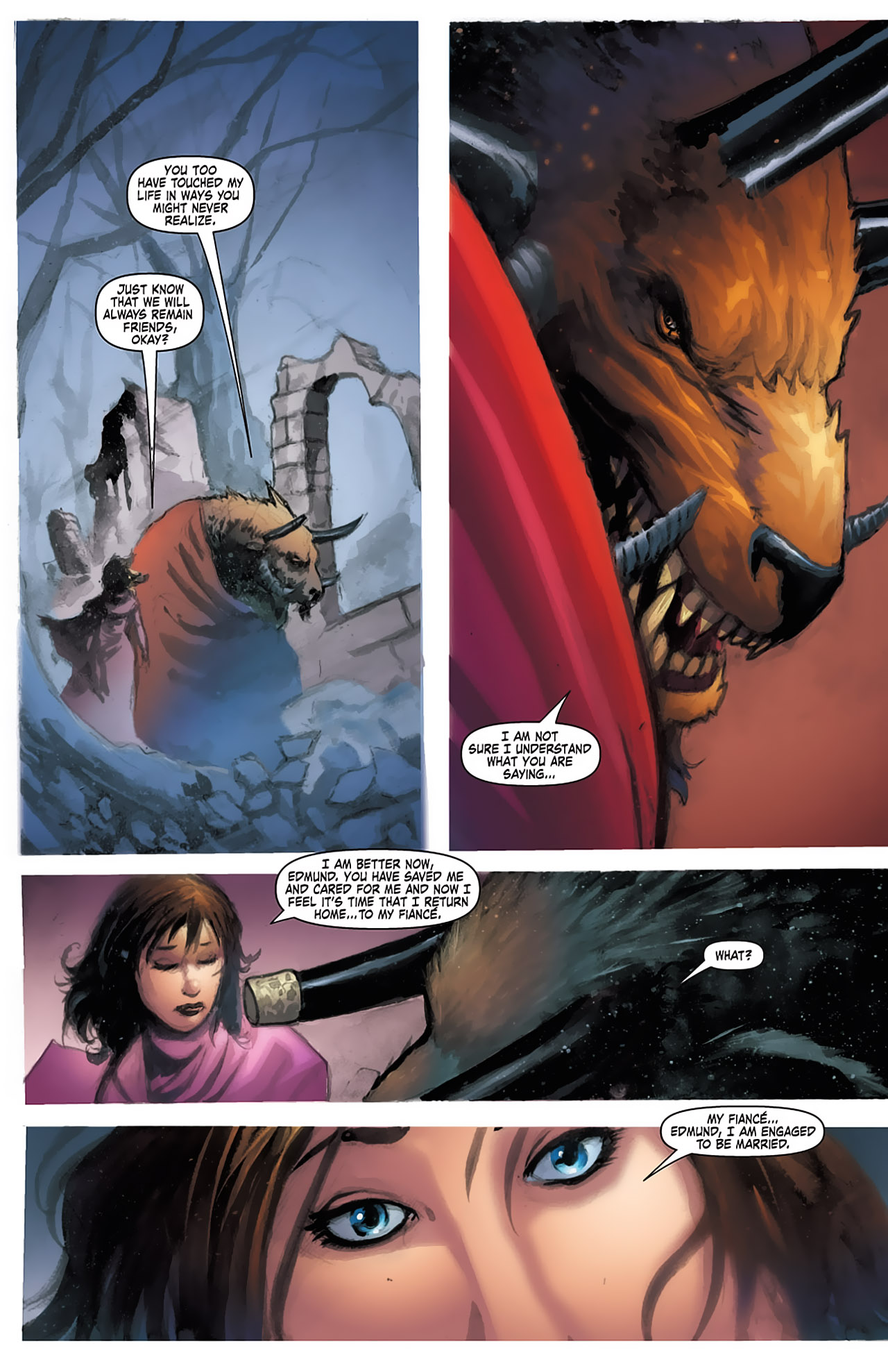 Grimm Fairy Tales (2005) Issue #13 #16 - English 10