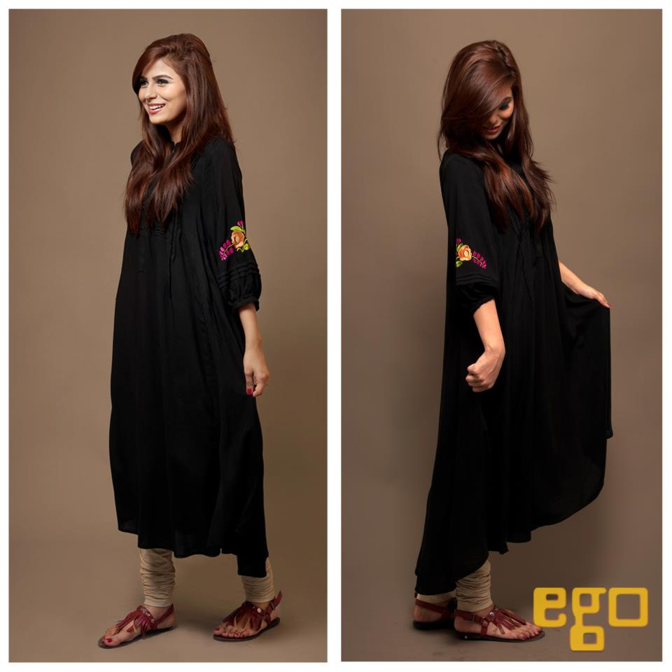 The Fashion Time: Ego New Winter Casual Dresses 2013 For