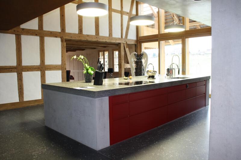 Ausgezeichnet Bauernhaus Küche Bilder Zeitgenössisch - Küchenschrank ...