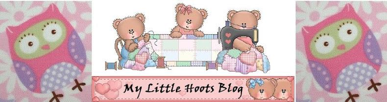 My Little Hoots Blog