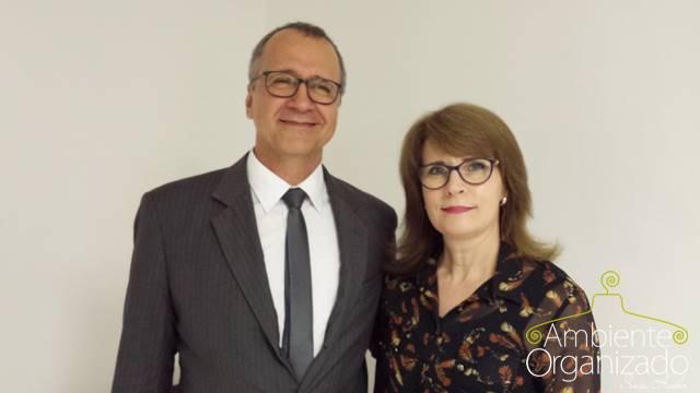 Tadeu Motta e Sonia Hecher