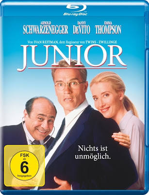 Junior (1994) Español Latino BDRip