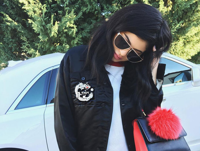 Kylie Jenner Wants You To See Her Backside (Photos)