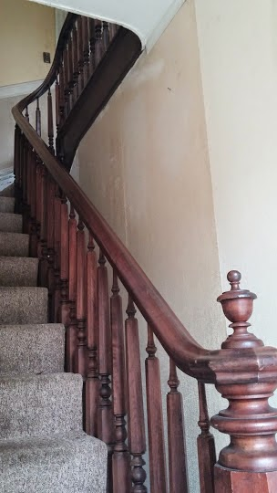 Waynesburg Matters Victorian Staircases 1860 1895
