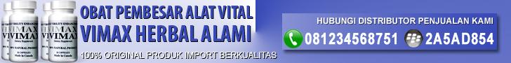 Pembesar Alat Vital Vimax