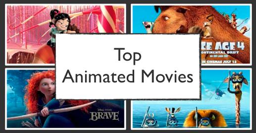 Cartoon movies 2013