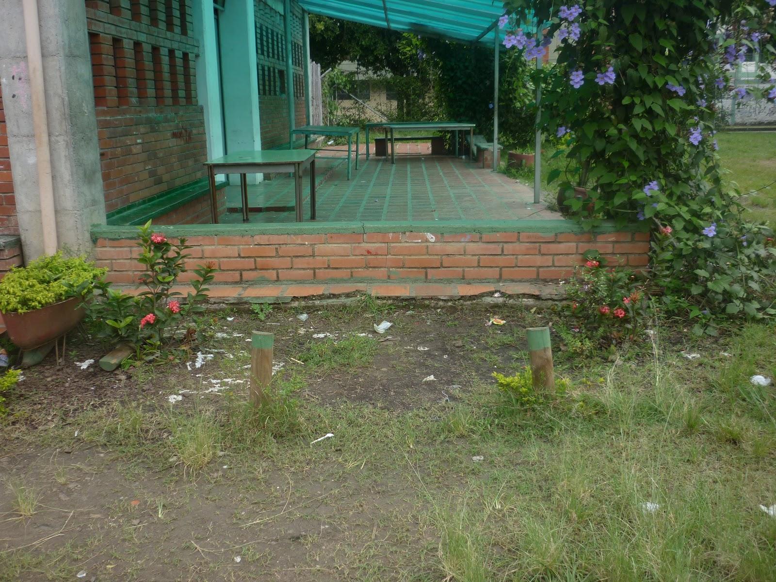 jardines normalistas remodelacion