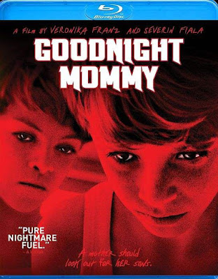 Goodnight Mommy AKA Ich-seh Ich-seh Blu-ray cover