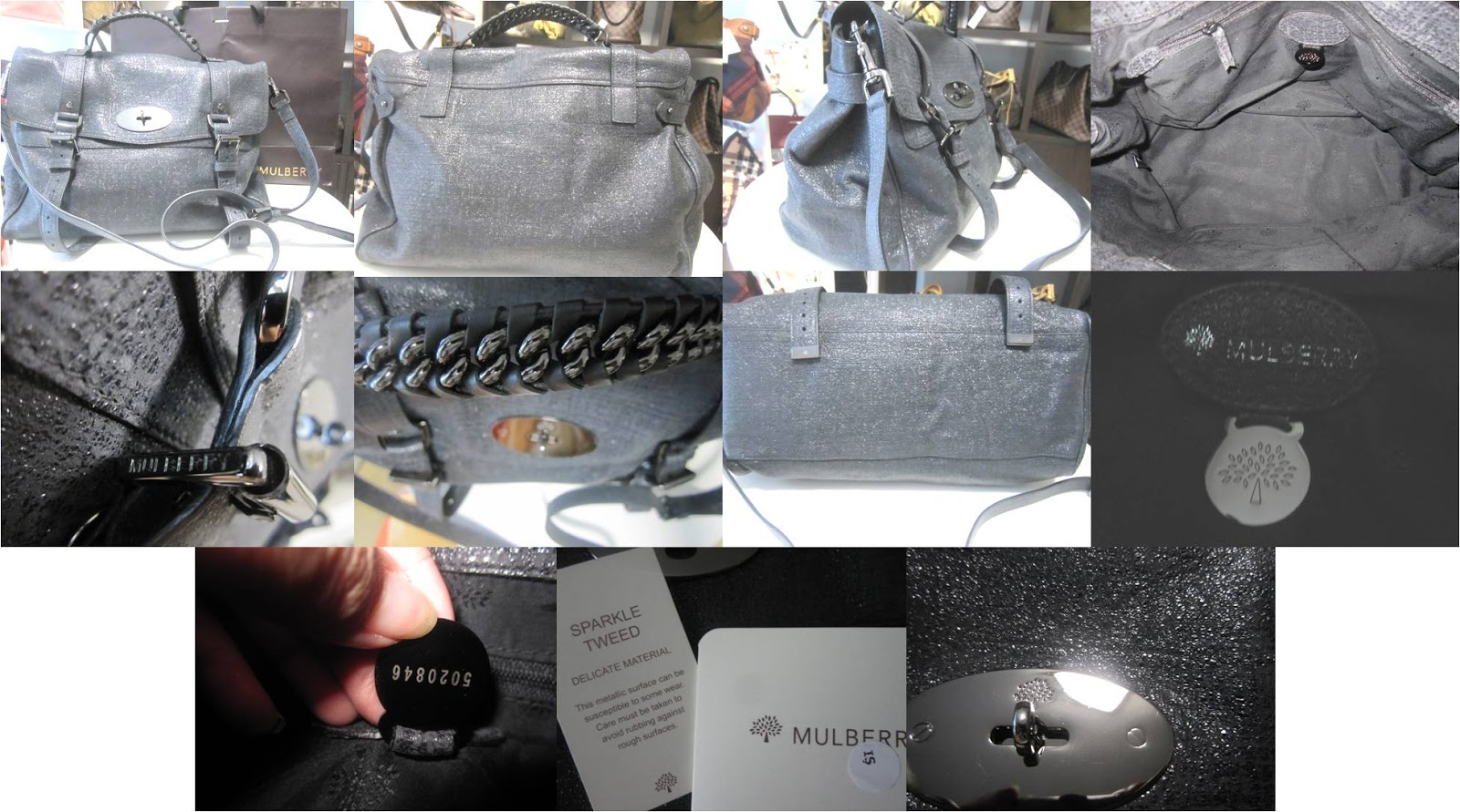 99a06a0ecf The Bags Affairs ~ Satisfy your lust for designer bags  Mulberry ...