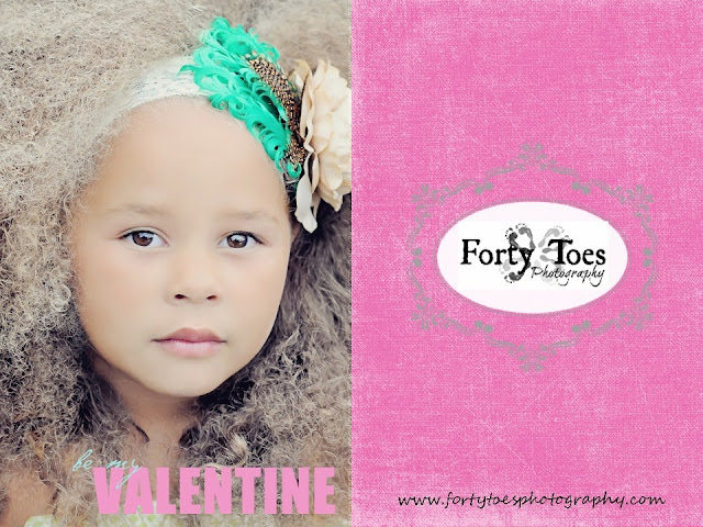 Forty Toes Photography Valentines Giveaway
