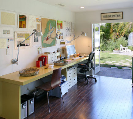 there she blogs split decision shared home office space
