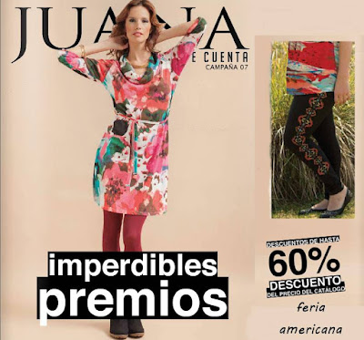 Juana te Cuenta Catalogo 7 2015