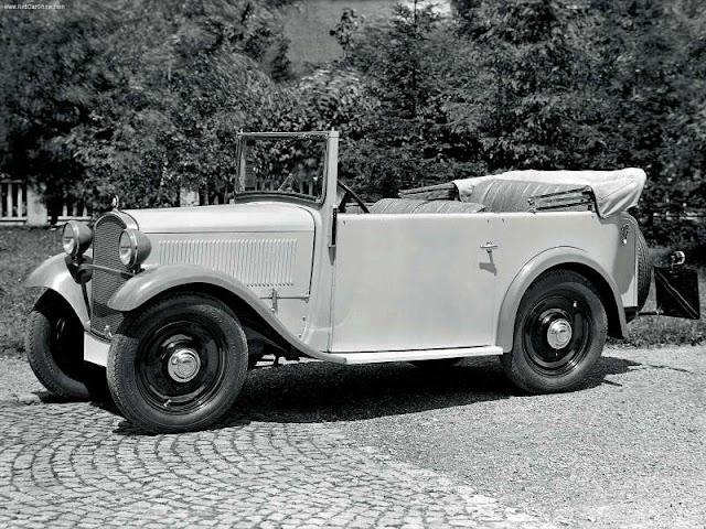 BMW 320 PS Tourer (1932)