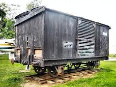 Boxcar on Bataan