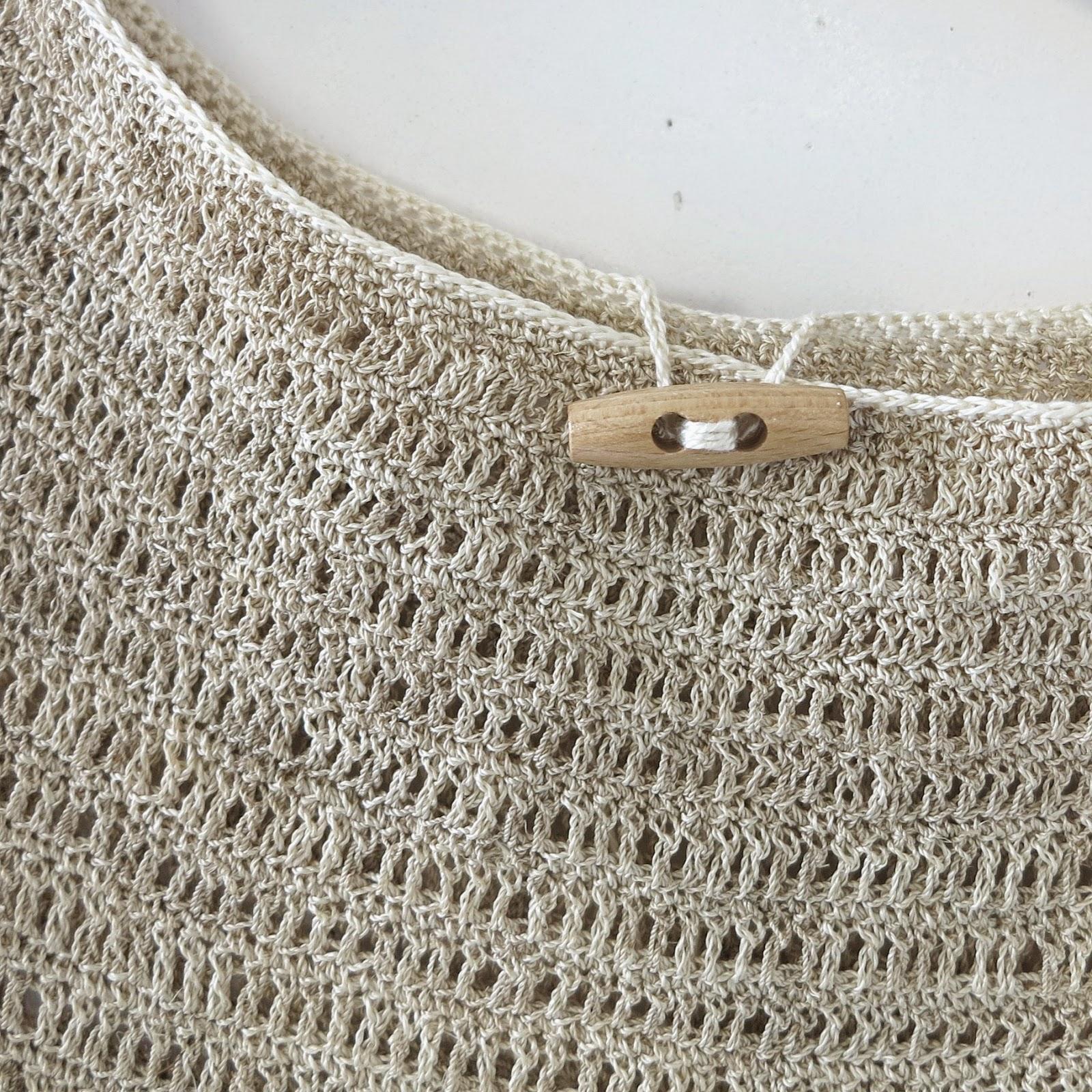 byHaafner, crochet, JungleVine, natural fibre, bag, Breezy Bag