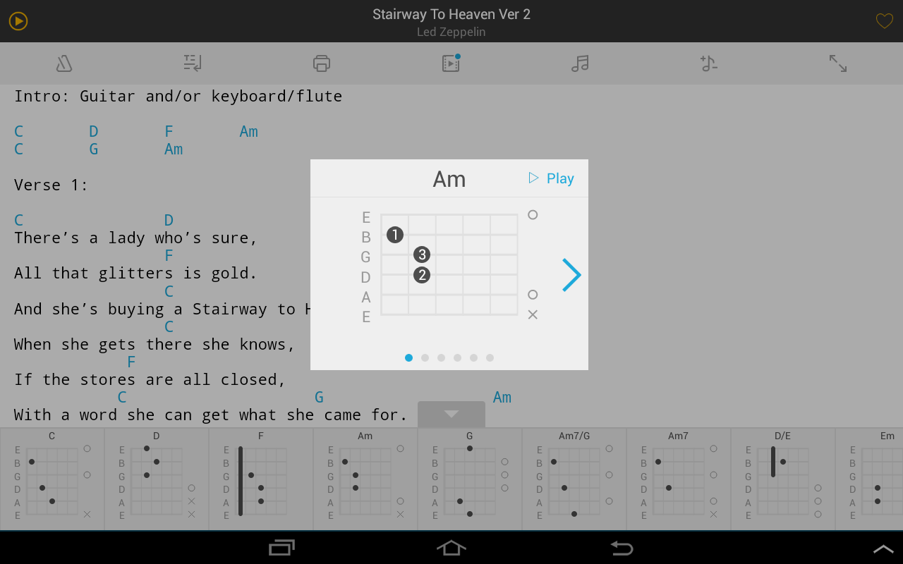 Ultimate Guitar Tabs & Chords v3.8.3Unlocked APK | (paid)[full ...